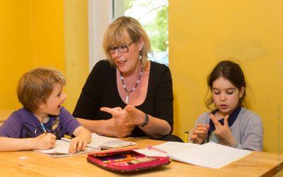 Kostenlose Kinderbetreuung für Alleinerziehende am Samstag (AhA!)