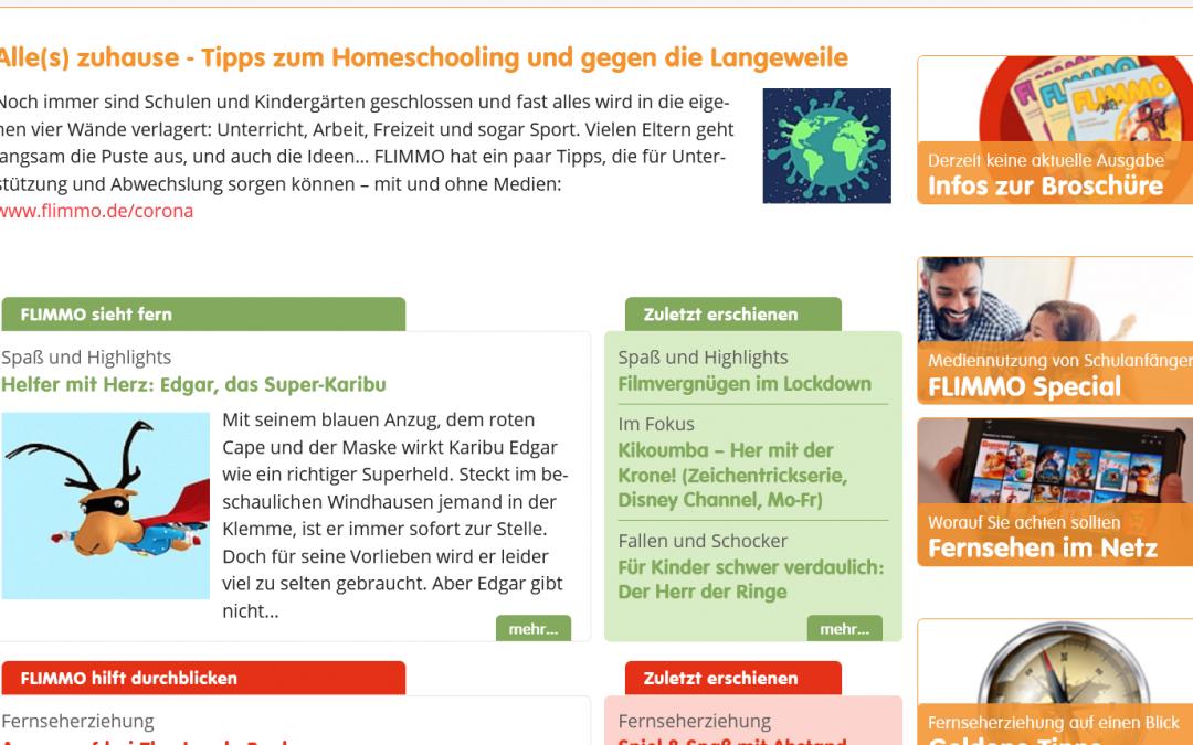 Tipps zum Homeschooling und gegen die Langeweile